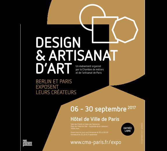 expo : designers et artisans d'art de paris et de berlin